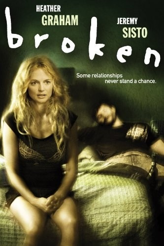 roto dvd ( broken ) linda hamilton,heather graham