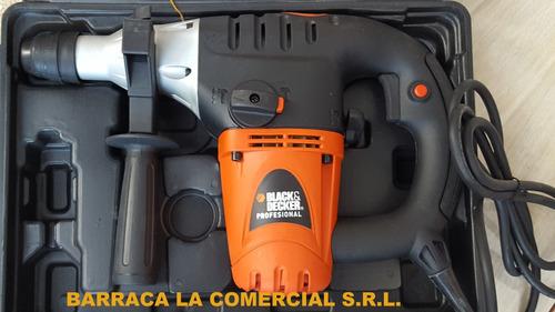 roto martillo black & decker 1000 wats