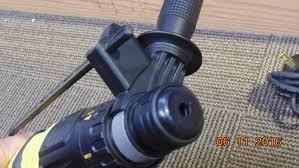 roto martillo ligero dewalt  d25052