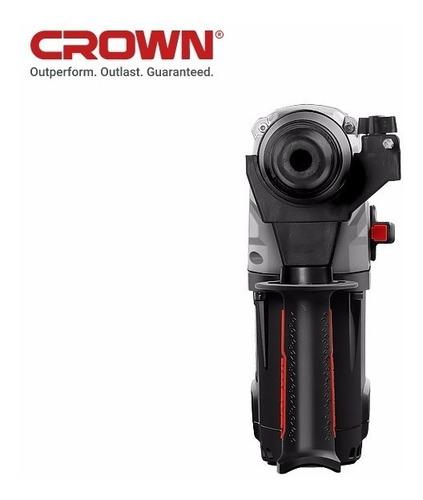 roto martillo percutor crown japan 26mm - 850w industrial