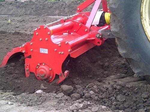 rotocultivador - rotovator - arado rotativo 1.55 mts. nuevo.