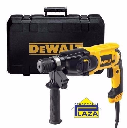 rotomartillo dewalt 650w sds plus 2.4 joul d25013k