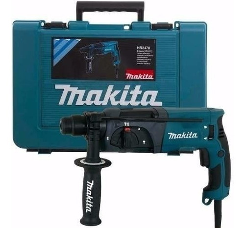 rotomartillo makita hr2470x17 sds rotopercutor sin interes