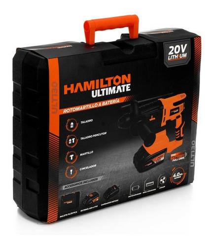 rotomartillo sds bateria 20v hamilton ultimate ult130 cuotas