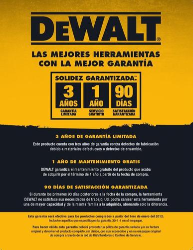 rotomartillo sds max de 45mm dewalt  stock d25602k ferreteriapacheco