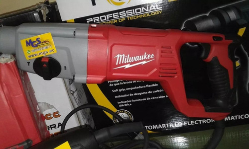 rotomartillo sds plus marca wilwaukee gratis amoladora 4 1/2