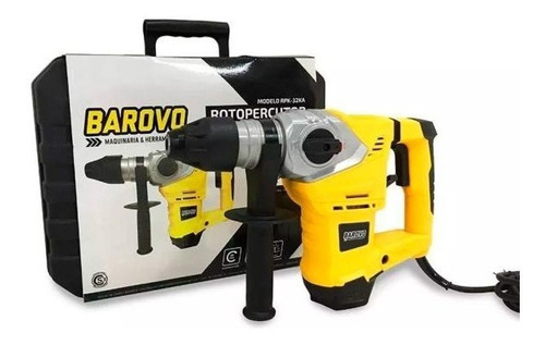 rotomartillo taladro barovo sds plus 1500w