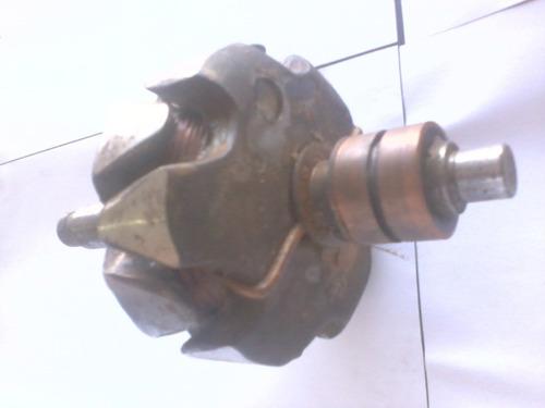 rotor alternador bosch 12v colheitadeira massey 3640/5650