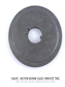 rotor bomba de oleo ybr / xtz