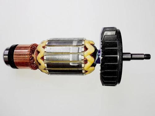 rotor completo esmerilhadeira makita ga7020 original - 220v