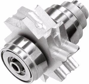 rotor completo p/ caneta alta rotação dabi rs