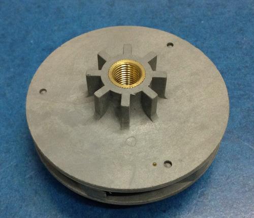rotor dancor h a d-7 1/3cv m 80mm selo 1/2 x t16  (hidro)