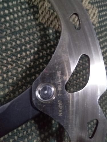 rotor disco shimano xt ice-tech 203 mm