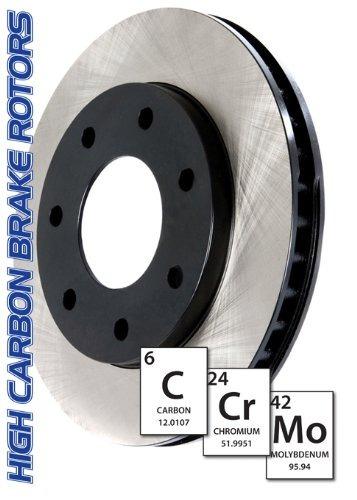 rotor freno de disco centrico 125.67029
