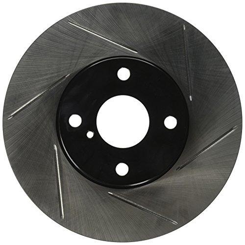 rotor freno ranurado deporte stoptech 126.45040sl ( frente i