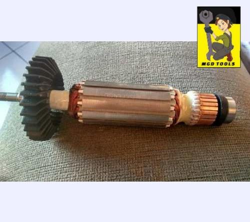 rotor/ induzido original makita ga4530/ ga5030 220v