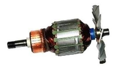 rotor lixadeira de cinta makita 9924b