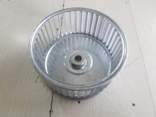rotor para exaustor - 132x75 mm