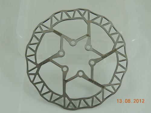rotor para freno de disco de 140mm marca kcnc