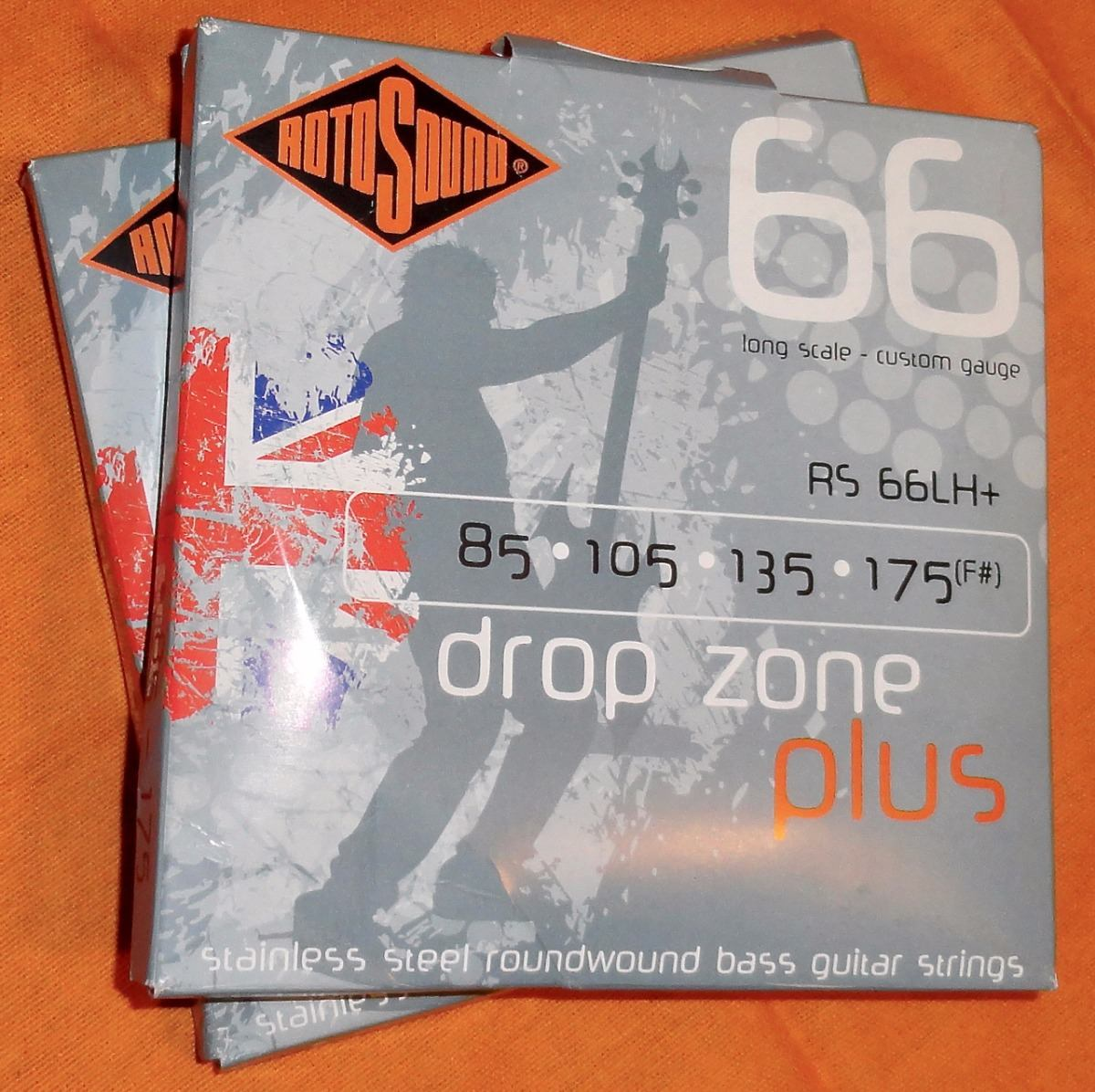 Encordoamento para afinação baixa Rotosound-rs66hl-drop-zone-plus-66-custom-gauge-england-D_NQ_NP_876618-MLB25752971889_072017-F