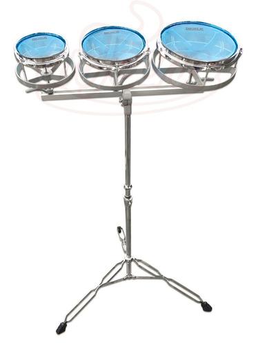 rototom instrumento percusión + atril peace