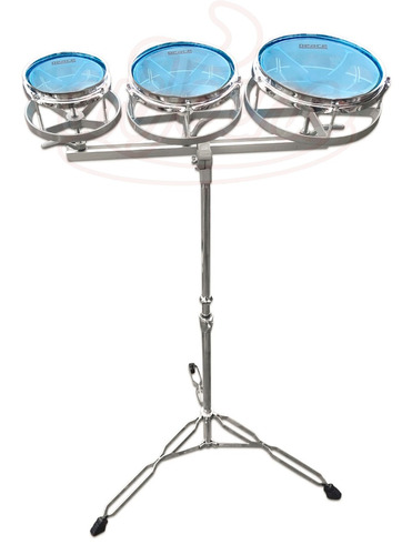 rototom instrumento percusión + atril peace ( envío gratis )
