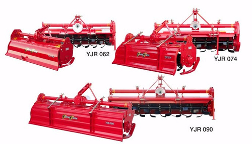 rotovator p tractor 3 puntos - arado rotativo - 1.85 mts.