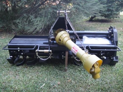 rotovator para 3 puntos - arado rotativo - 1.30 mts -entrega