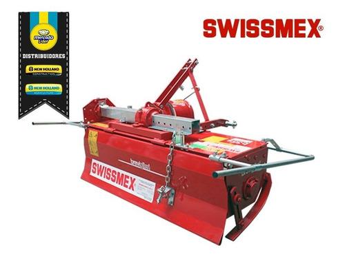 rotovator rastra desterronadora b35s/125 marca swissmex