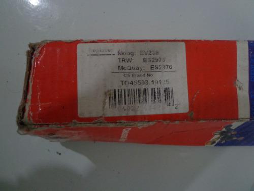 rotula interna de dirección mecánica corolla 88 / 92