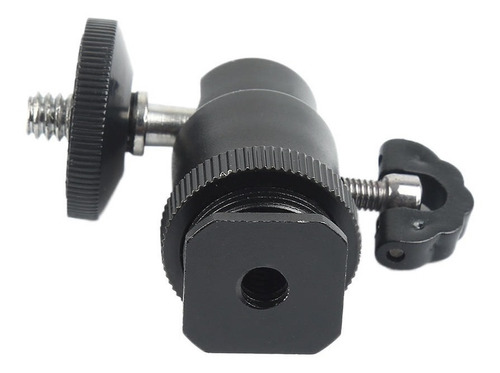 rotula metálica giratoria 360º con entrada p/ zapata