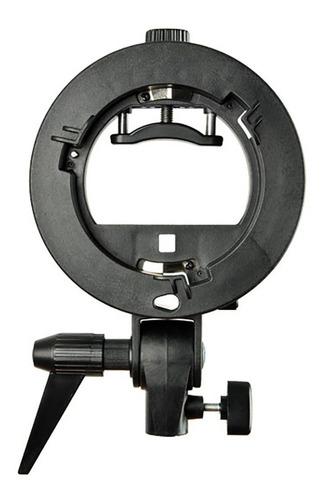 rotula soporte godox para speedlite stype montura bowens