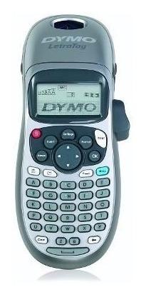 rotuladora electronica lt 100h  letratag   dymo original