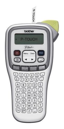 rotuladora manual brother pt-h100 portatil + cinta incluida