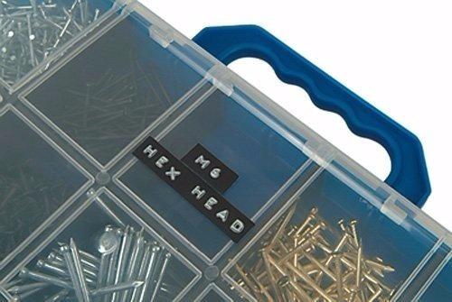 rotuladora portatil dymo organizer xpress + 3 cintas