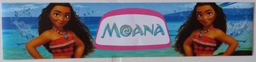 rotulo moana (10 rotulos)