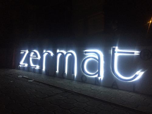rotulos-letras 3d-gigantografias-letras luminosas-gipsum
