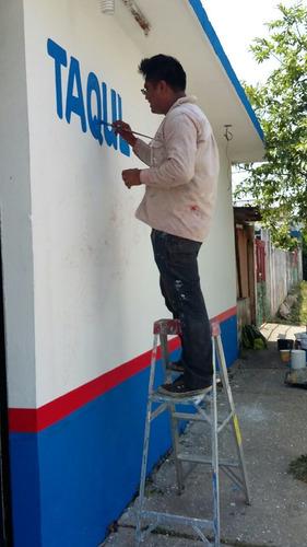 rótulos profesionales y murales
