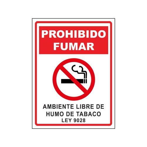 rótulos prohibido fumar, rotulación vehicular, magnéticos.