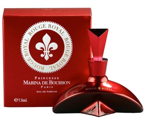 rouge royal 100 ml - marina de bourbon - original e lacrado