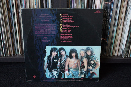 rough cutt  lp