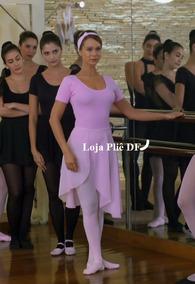 9ce7b847a6 Roupa Ballet Adulta - Calçados, Roupas e Bolsas com o Melhores Preços no  Mercado Livre Brasil
