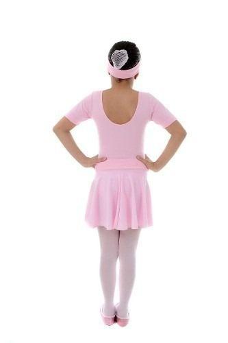 c41bf3b903 Roupa Ballet Bailarina Kit Uniforme Aula Infantil Baby Class - R  90 ...