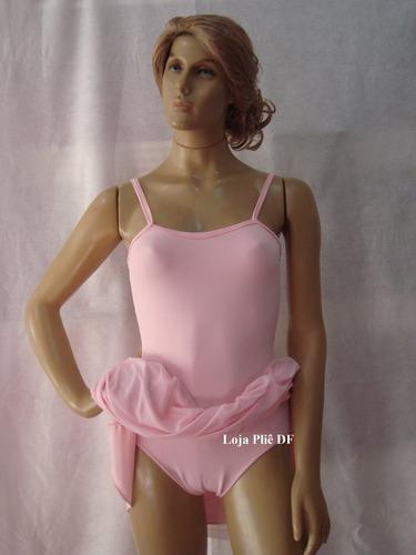 roupa ballet bale adulto completa
