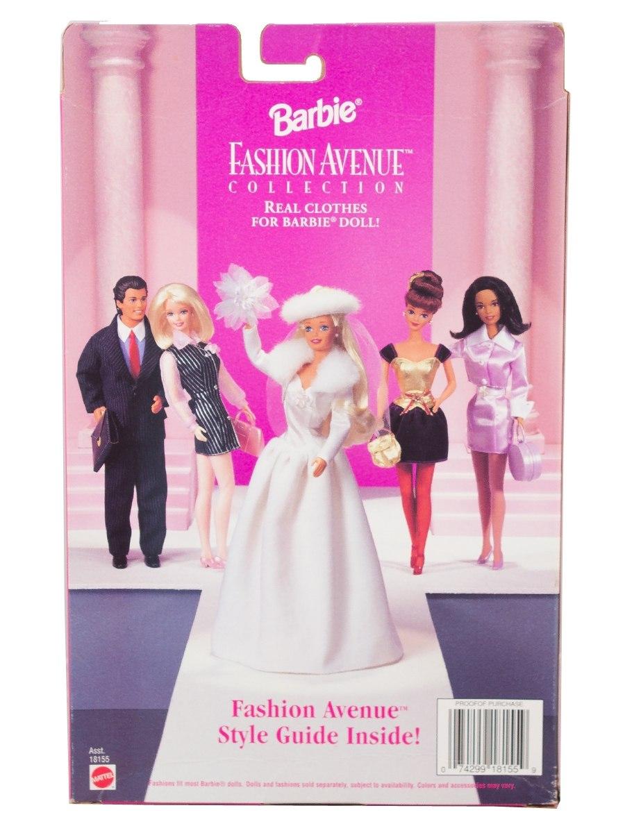 57a8241155527 roupa barbie fashion avenue vestido roxo - mattel. Carregando zoom.