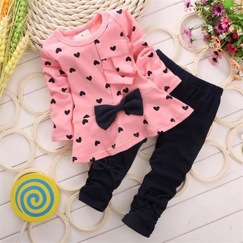 roupa bebê conjunto terninho menina importado meia estação