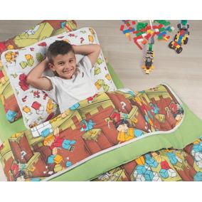 624639987c Edredom Solteiro Minecraft Cobertor - Roupa de Cama no Mercado Livre ...