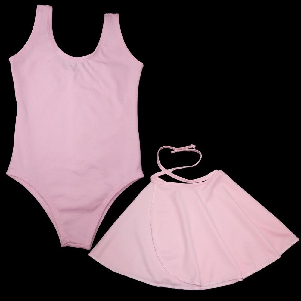 7426b2dcbe roupa de ballet balé bailarina infantil (colan+saia). Carregando zoom.