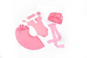 11c1f939ba Inverno Casaquinho De Ballet Rosa - Calçados, Roupas e Bolsas com o  Melhores Preços no Mercado Livre Brasil