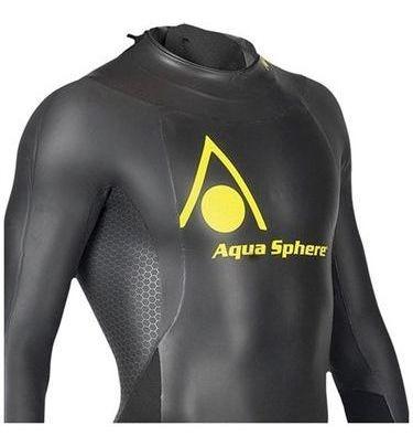 roupa de borracha triathlon masculina pursuit aqua sphere